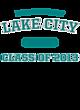 Lake City Ladies Kinergy 2 Color Long Sleeve Raglan T-Shirt