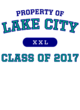 Lake City Tri-Blend Wicking Fleece Hooded Pullover