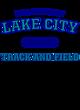 Lake City Youth Tri-Blend Wicking Raglan Tee