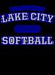 Lake City Ladies Crossover Tank