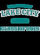 Lake City Holloway Electrify Heathered Performance Shirt