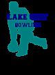 Lake City Long Sleeve Tri-Blend Wicking Raglan Tee