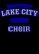 Lake City Kinergy Two Color Long Sleeve Raglan T-Shirt
