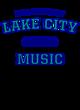 Lake City Tri-Blend Wicking Fleece Short Sleeve Hoodie