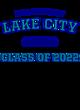 Lake City Nike Ladies Dri-FIT Cotton/Poly Scoop Neck Tee
