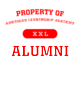 American Leadership Academy Ladies Triumph Cowl Neck Pullover