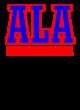 American Leadership Academy Embroidered Core Fleece Jogger