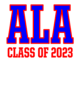 American Leadership Academy Embroidered Holloway Ladies Artillery Jacket