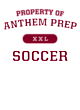 Anthem Prep Heathered Short Sleeve Performance T-shirt