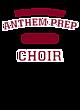 Anthem Prep Sport-Wick Heather Fleece Hooded Pullover