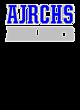 Animo Jackie Robinson Charter H S Champion Heritage Jersey Tee