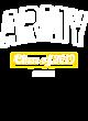 ARMY Bella+Canvas Triblend Unisex Long Sleeve T-shirt