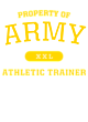 ARMY Tri-Blend Wicking Long Sleeve Hoodie