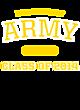 ARMY Ladies' Tri-Blend T-Shirt