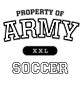ARMY Bella+Canvas Unisex Tri-Blend T-Shirt