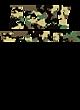 ARMY Tri-Blend Wicking Fleece Short Sleeve Hoodie