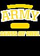ARMY Beach Wash Garment-Dyed Unisex Sweatshirt