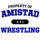 Amistad Fan Favorite Heavyweight Hooded Unisex Sweatshirt