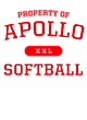 Apollo Fan Favorite Heavyweight Hooded Unisex Sweatshirt