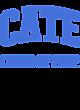 Cate Sport-Wick Heather Fleece Hooded Pullover