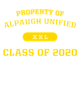 Alpaugh Unified Holloway Electrify Long Sleeve Performance Shirt