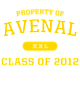 Avenal Youth Classic Fit Lightweight Tee