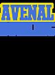 Avenal Ladies Tri Blend Racerback Tank