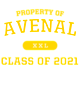 Avenal Heavyweight Crewneck Unisex Sweatshirt