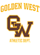 Golden West Pigment Dyed Crewneck Unisex Sweatshirt