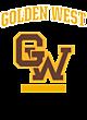 Golden West Heavyweight Crewneck Unisex Sweatshirt