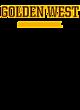 Golden West Ladies' Lightweight Ringspun Cotton V-Neck T-shirt