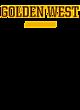 Golden West Ladies Vintage Game V-Neck Tee