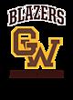 Golden West Youth Heavyweight Sleeve Stripe Hooded Sweatshirt