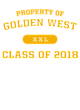 Golden West Youth Long Sleeve Competitor T-shirt