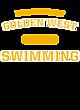 Golden West Pigment Dyed Hooded Unisex Sweatshirt