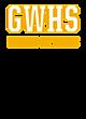 Golden West Embroidered Russell Dri-Power Lightweight 1/4 Zip