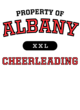 Albany Youth Baseball T-Shirt
