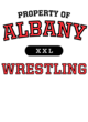Albany Competitor Hooded Pullover