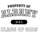 Albany Womens Long Sleeve V-Neck Competitor T-Shirt
