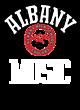 Albany Womens Holloway Electrify V-Neck Long Sleeve