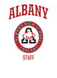 Albany Bella+Canvas Triblend Unisex Long Sleeve T-shirt