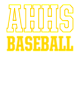 Archbishop Hanna Embroidered Homecoming Scarf