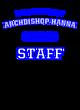 Archbishop Hanna Long Sleeve Competitor T-shirt