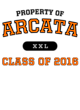 Arcata Youth Competitor Hooded Pullover