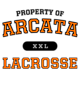 Arcata Tri-Blend Performance Wicking T-Shirt
