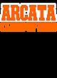 Arcata Ladies Tri-Blend Wicking Fan Tee