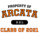 Arcata Classic Fit Heavy Weight Long Sleeve T-shirt