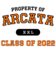 Arcata Russell Ladies' Essential Tee