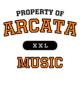 Arcata Classic Fit Heavy Weight T-shirt