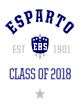 Esparto Fan Favorite Heavyweight Hooded Unisex Sweatshirt